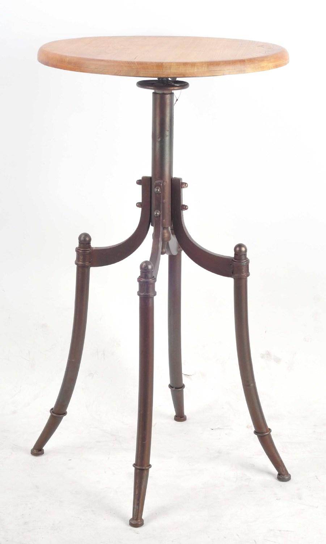 European American retro nostalgia LOFT industrial wind lift rotary table Bar Table Coffee Table Bar cheap(China (Mainland))