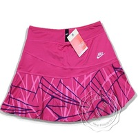 The new summer 2015 women tennis skirt with tennis yoga pants back pocket culottes perspiration wicking breathable free shipping