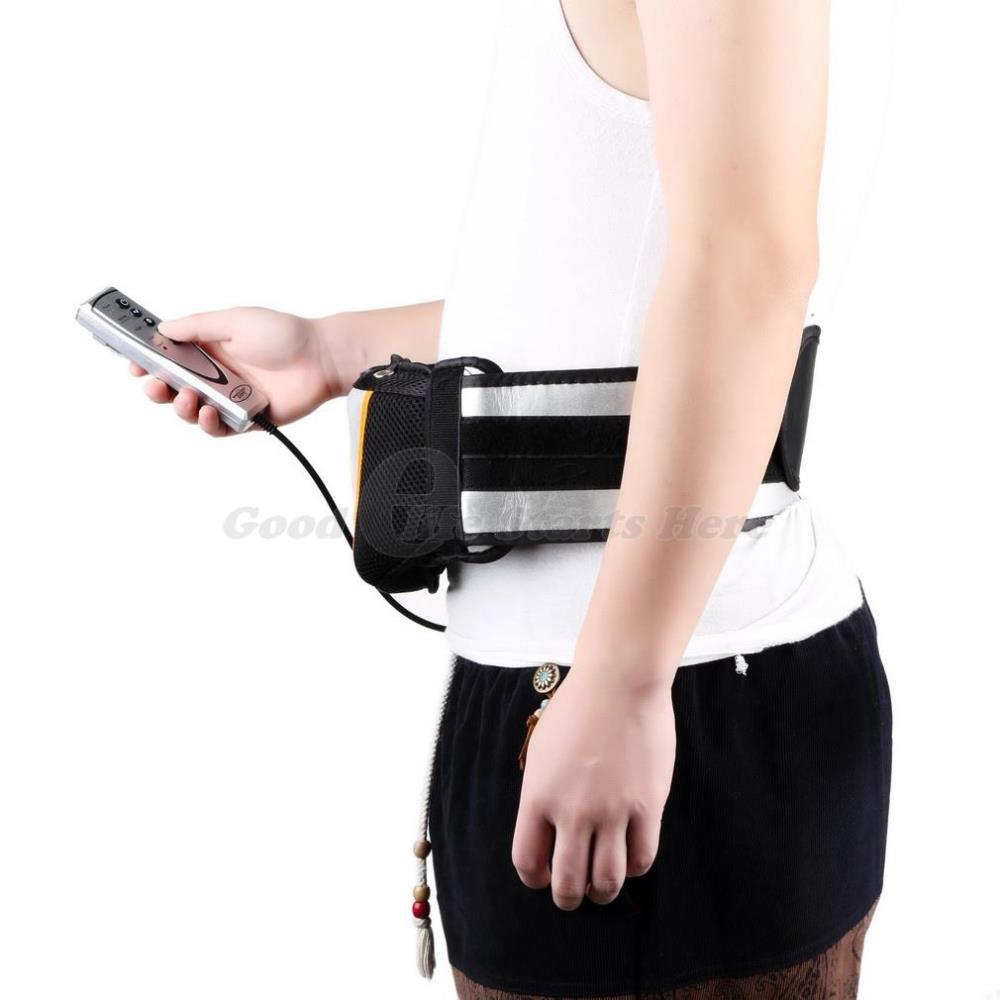 1 pcs New arrival New Slender Fat Burning Massager Loss Weight Slim Belt Drop Shipping