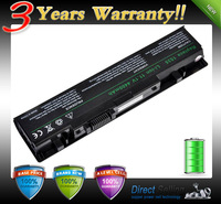 4400mAh 11.1V 6-Cells Black Replacement Battery For Dell Studio 15 1535 1536 1537