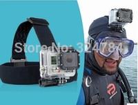 Dog sj4000 sports camera accessories headset helmet belt