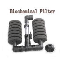Hot Sale New Practical Aquarium Biochemical Sponge Filter Fish Tank Air Pump LY#4