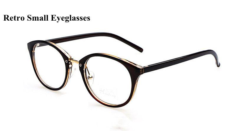Small Designer Eyeglass Frames : Aliexpress.com : Buy Designer Eyeglasses Women Retro Small ...