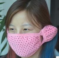 Korea cute thick warm combo dual ear masks masks male and female couple multifunction earmuffs