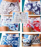 Men's summer casual swimwear man brand beach shorts male boardshorts sexy sports swimsuit  baggies home short swimming trunks