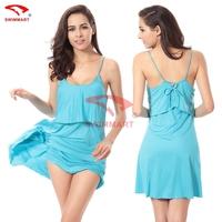 Free Shipping New 2015 Sexy Bikini Summer Dress Biquini  Women Bikinis set Swimsuit Beachwear Beach Dress
