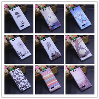 22 Piece Design Transparent Side Hard Back Print Shell Animated Cartoon Cover Case For ZTE Blade L2 Case For ZTE Blade L2 Cases