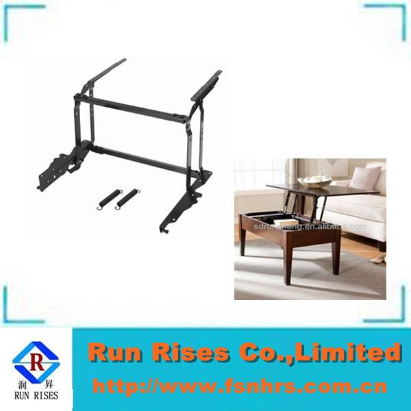 Convertible coffee table mechanism B01(China (Mainland))
