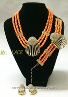 Fashion african bead jewelry sets with free shipping   color nice fashion for wedding/party retail/wholesale J80531