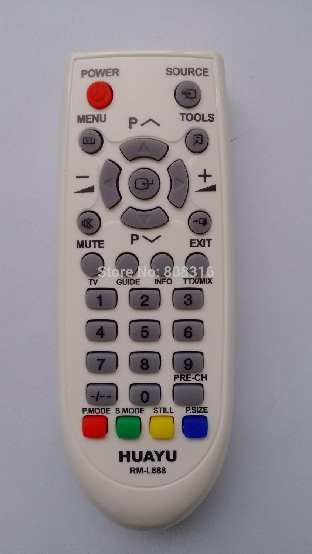 Пульт ДУ RM/l888 SAMSUNG LCD /led /huayu RM-L888 универсальный пульт ду sony rm 953