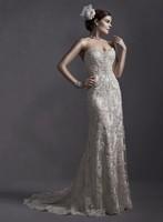 gelinlik vestidos noiva 2015 new Sexy Mermaid bridal gowns roupa casamento Appliques lace wedding dresses custom size
