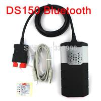 New vci (2014 R2+Keygen) Car diagnostic tool TCS CDP Pro Plus DS150 Bluetooth for Autocom OBD2 Cars/Trucks diagnostic tool