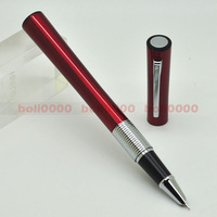 THIN NIB FOUNTAIN PEN JINHAO NEW PRODUCT 15 RED SILVER JJ448