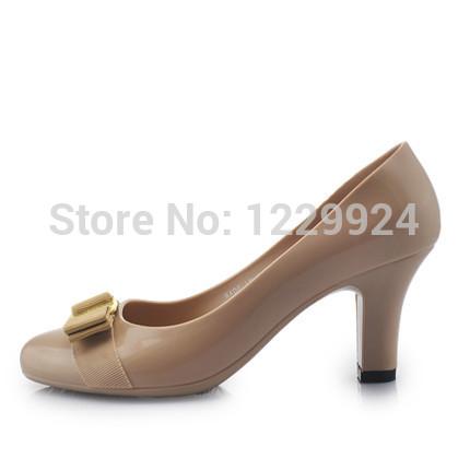 J005#2014 newest fashion jelly sandal(China (Mainland))