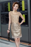 2015 high quality fashion party dresss night club big size women dress vestidos femininos bandage dress cocktail dresses