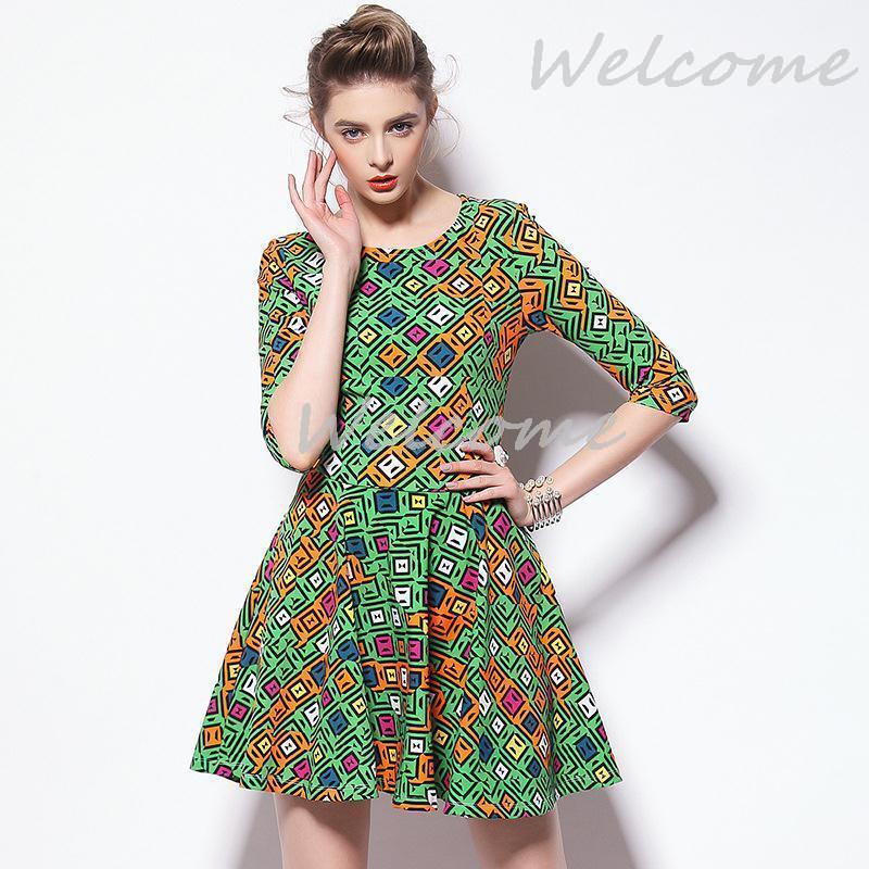Женское платье OEM 2015 /Line pendulum dress  цена и фото