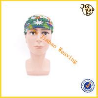 Simple 100% polyester microfiber tube headwear