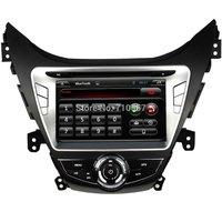 8 inch capacitive touch scren Android 4.2 Car DVD Navi system for Hyundai Elantra/Avante/I35 2011-2013