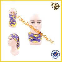 Outdoor seamless headwear for sport man