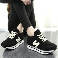 Fashion Women's Sneakers Sports Shoes Height Increasing Shoes autumn Casual brand Ai Ma 90 Women Running Free Shipping JDSP66