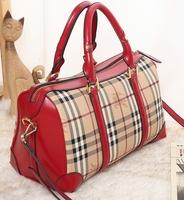 2014 women's b fashion handbag one shoulder handbag messenger bag genuine leather handbag women's trend women's bags