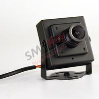 Metal Mini cctv camera 700tvl CMOS 3.6mm lens Mini cctv camera small cctv camera with cable