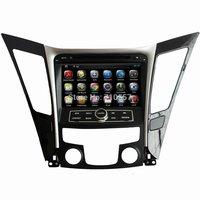 """HD 2 din 8 """"Pure Android 4.2 Car PC Car DVD GPS for HYUNDAI Sonata 2011-2013 With CPU: Cortex A9 dual-core 1.6GHz RAM: 1GB DDR3"""
