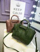 Woman handbag 2015 new fashion woman lizard pattern shell bag handbag shoulder messenger bag free shipping free shipping