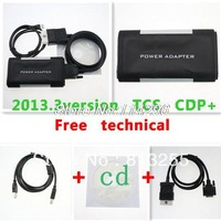 Diagnostic  tools  code scan for TCS cdp+pro plus  2013.3 version  Auto adapter ds150 cdp with multi-function language