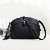 2015 british style women bag cross-body one shoulder day clutch litchi shell bag women's handbag mini