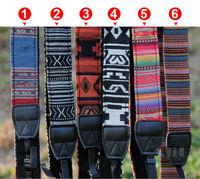 1PCS Chinese National Style Camera Shoulder Neck Strap Belt for Nikon Canon Sony Fuji Pentax Panasonic DSLR Camera