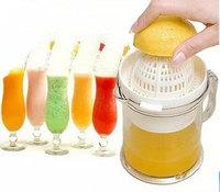 Kitchen tools Juice Extractor fruit juicer Mini Blender Juice Squeezer gift Multifunction Juicer Manual Fruit Citrus