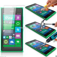 Genuine Premium Tempered Glass Film Screen Protector for Nokia Lumia 730 735