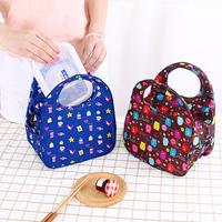 2015 spring thermal bag lunchbox cooler bag women handbag waterproof picnic bag neoprene lunch bag for kids