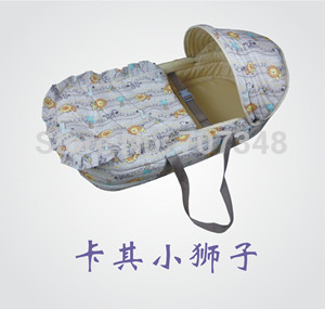 New Modern Baby Cots Sleeping Bassinet Basket for Baby Sleeping Excellent and Beautiful(China (Mainland))