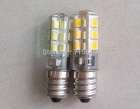 2015 NEW  E12  AC220V  led High Power SMD2835  24 leds VS  25-35W halogen lamps warm white & white 500PCS