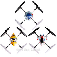 RC Helicopter UFO Spacecraft Bee Syma X1 4CH 360 Degree Eversion 2.4G 4-axis 3D LCD Remote Aircraft Quadcopter Xcopter Gyro