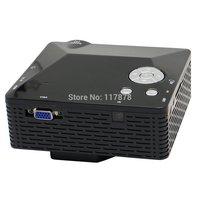 Mini LED Projector BL-18 LCD Portable Home theater projector Support AV/VGA/SD/USB/HDMI