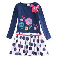 Can choose size , size 2 3 4 5 6,  girl dress girls summer dress 2015 children costumes for girls