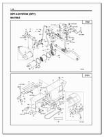 Toyota BT Forklifts Master Service Manual - 8FGF, 8FDF