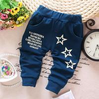 4pc/lot wholesale boys pants 2015 new baby pants harem cotton children sports trousers panya a016