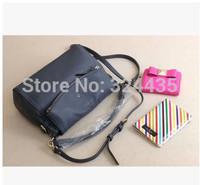 DA346 K Lovely bagPeach heart female bag genuine leather 100%  Shoulder bag messenger bag wholesale drop shipping free shipping