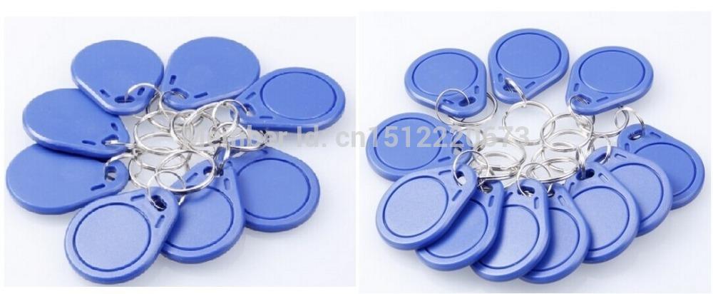 20pcs HID Keychains 26 bits Proximity HID Keyfob card(China (Mainland))