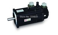 1SET AC SERVO MOTOR & DRIVER SYSTEM 4.0N.M 1.0KW 2500RPM 110ST AC SERVO110JST-04025LGB +Holding brake + Servo Driver