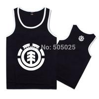 billionaire boys club vest cotton Element  mens fitness tank tops Casual Hip Hop Streetwear regatas gym