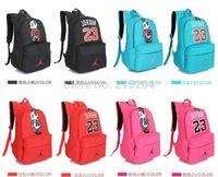 23# teenage girl Panda jordan backpack school bags for teenagers sport bags backpacks for women or men