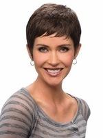 Классно! Лучшие продажи rihanna Парики из натуральных волос черный короткий прямой синтетический парик партия костюм волос косплея