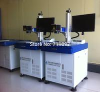 Free shipping Tayoutec Standard TGX-20W Fiber Laser Marking Machine