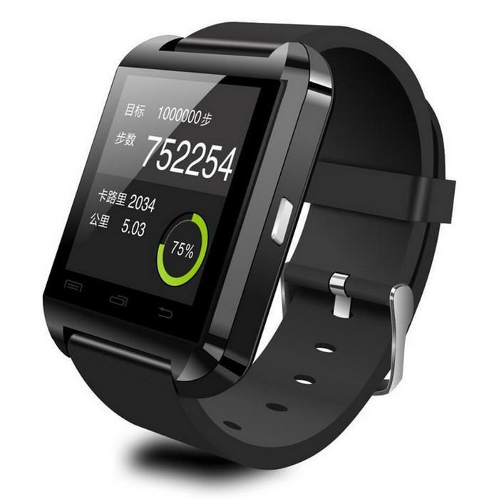 Bluetooth Smart Watch WristWatch U8 U Watch for huawei xiaomi Android Phone Smartphones relojes(China (Mainland))