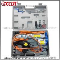 1500KG Car Scissor Electric Jack & Wrench Suit Australia OZ Standard Tool Box (only sale to USA,Australia)
